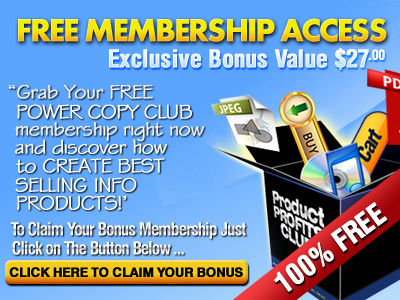 Membership Product Profits Club